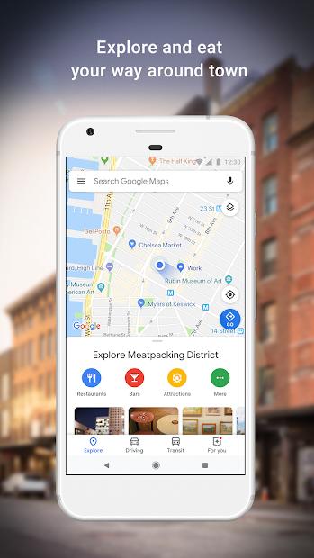 Maps - Navigate & Explore - Apps on Google Play | Door