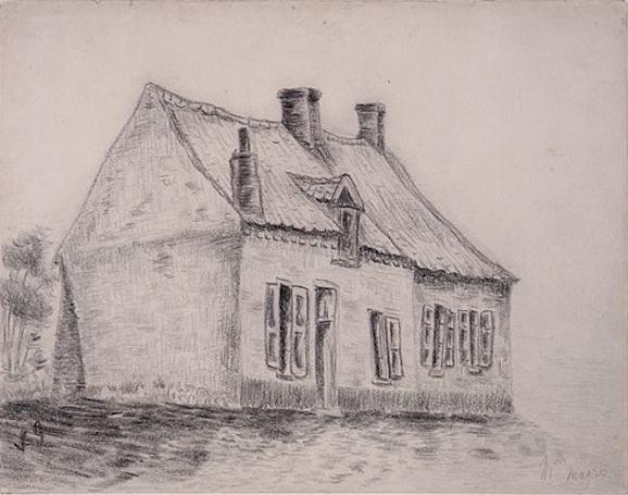 La Maison Magros Cuesmes: 1879
