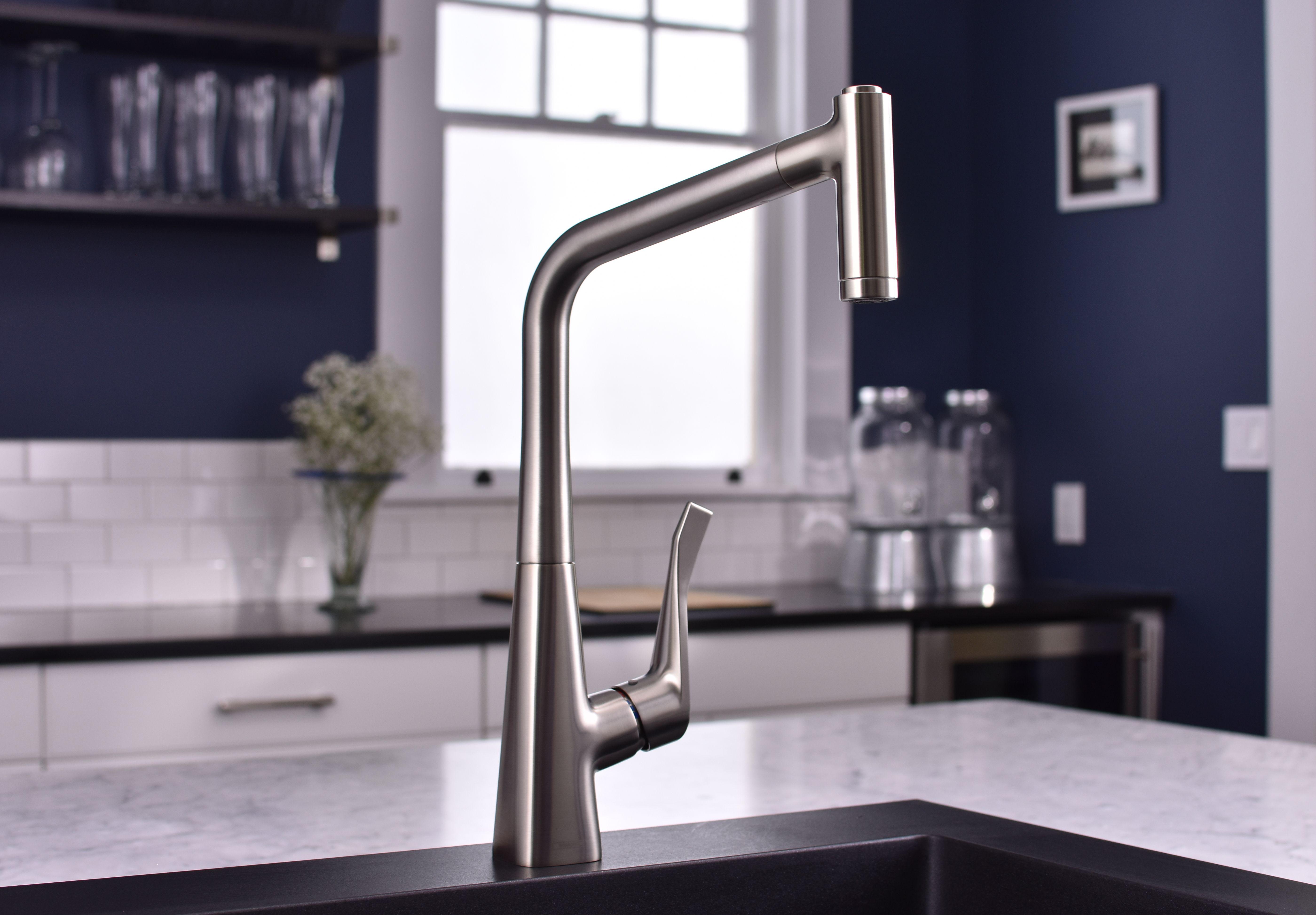 Hansgrohe Metris Kitchen Faucet Kitchen Faucet Single Hole Kitchen Faucet Kitchen Styling