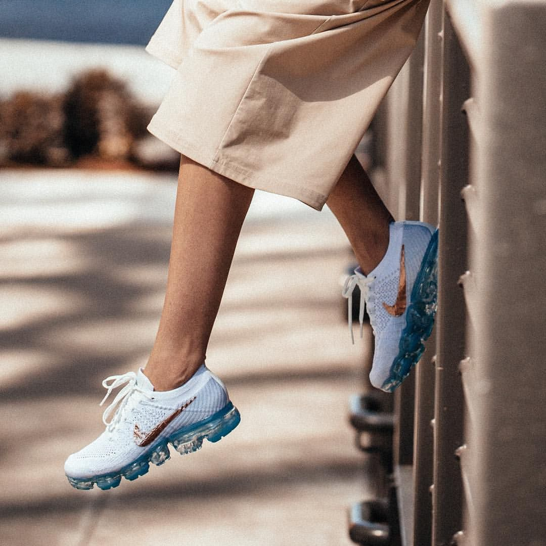 d8c8d3283a2 Adventure is calling ⠀ The Nike Air VaporMax arrives in Explorer Light