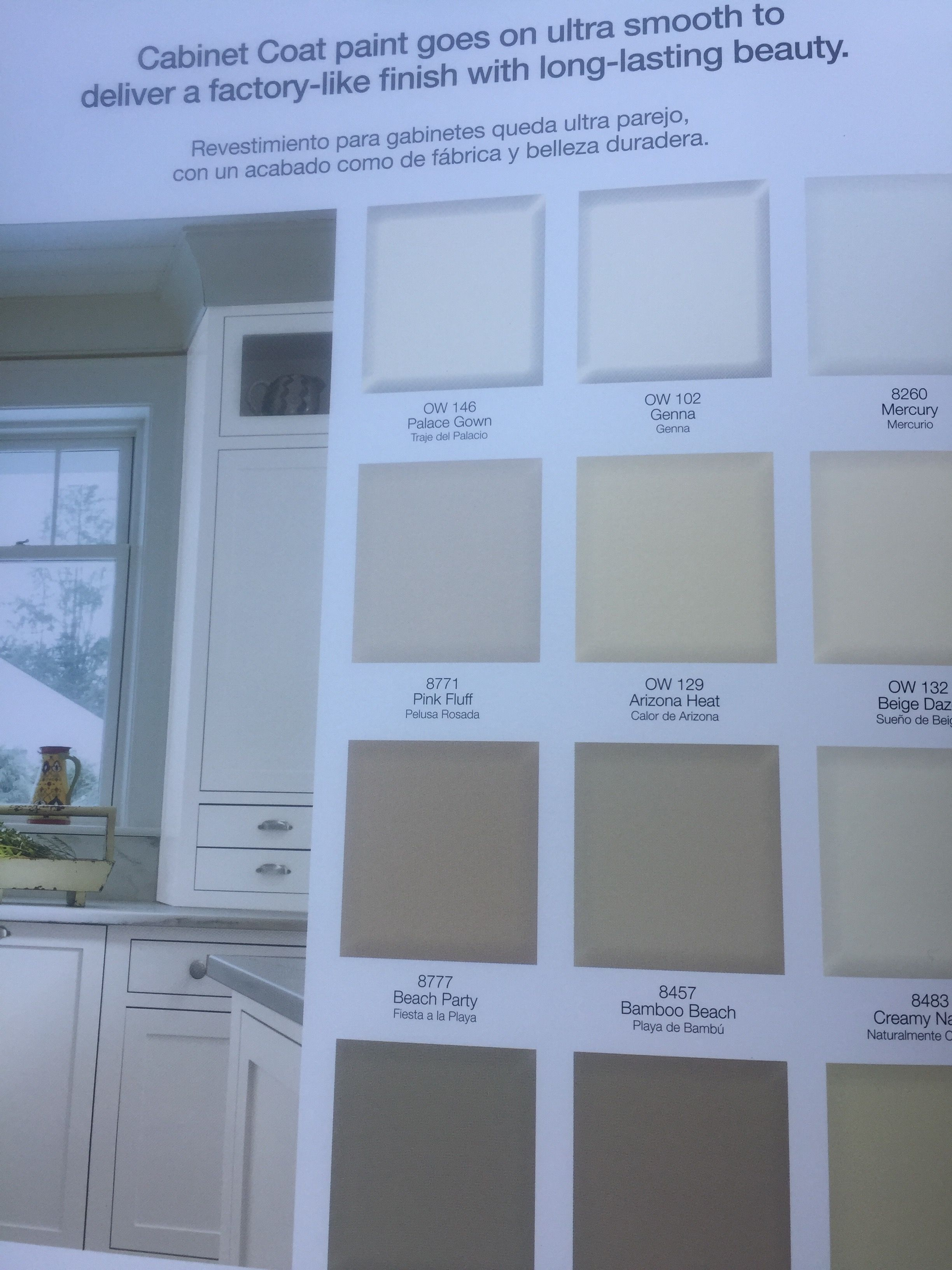 Insl X Cabinet Paint Goes On Smooth Fast Drying Low Odor