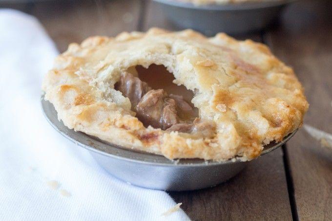 Steak Pies | Recipe | Rough puff pastry