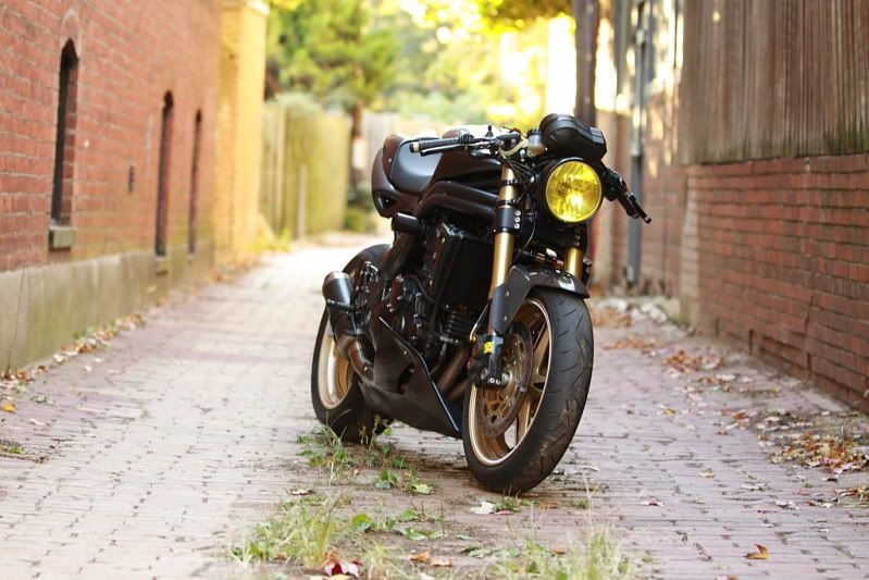 • Exibir tópico - Speed Triple Cafe Racer