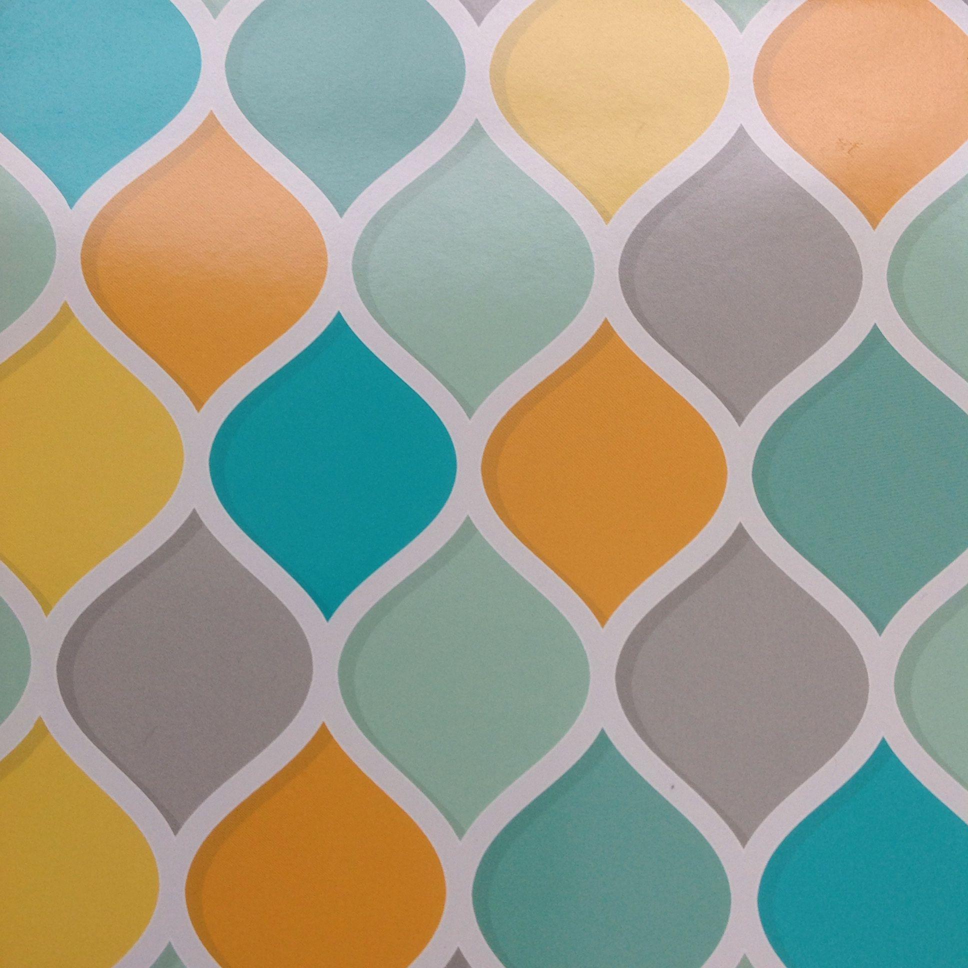 Colour palette & shape