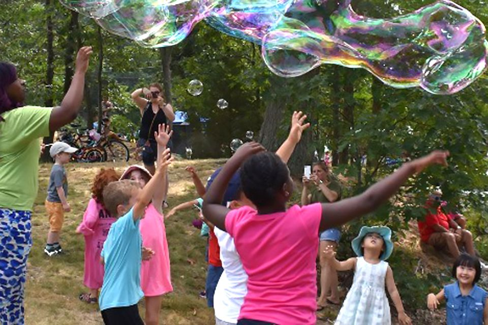 Free Things To Do With Boston Kids In August With Images Kids