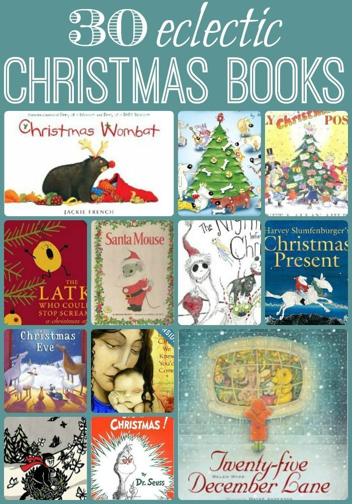 30 christmas books i challenge you not to find something new