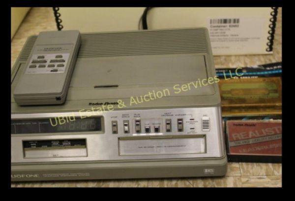Odd And Interesting Items From The RadioShack Corporate Memorabilia Auction - Neatorama