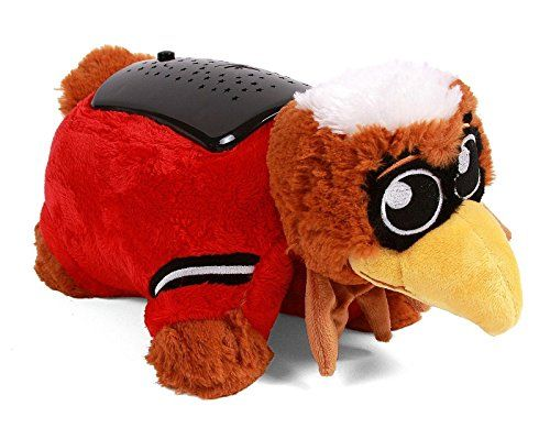 Nfl Football Atlanta Falcons Sport Pillow Pets Dream Lites Toy