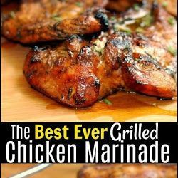 The Best Ever Grilled Chicken Marinade - Kansai Seafood #grilledchickenparmesan The Best Ever Grilled Chicken Marinade - Kansai Seafood #grilledchickenparmesan