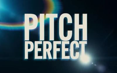 Pitch Perfect is a 2012 musical comedy film based on the book Pitch Perfect: The Quest for Collegiate A Cappella Glory by Mickey Rapkin.  It is directed by Jason Moore and stars Anna Kendrick, Skylar Astin, Rebel Wilson, Adam DeVine, Anna Camp, Brittany Snow, John Michael Higgins, and Elizabeth Banks.