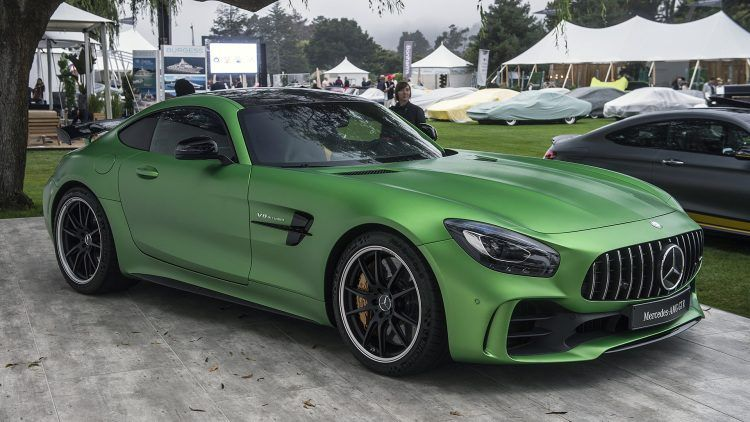 A Mercedes Amg Gt C Coupe Will Arrive In Late 2017 Mercedes Amg Gt R Mercedes Amg Mercedes