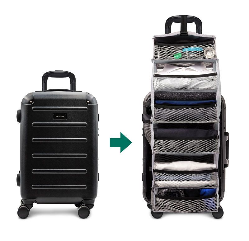 ClosetLike Suitcases Best carry on luggage, Carry on