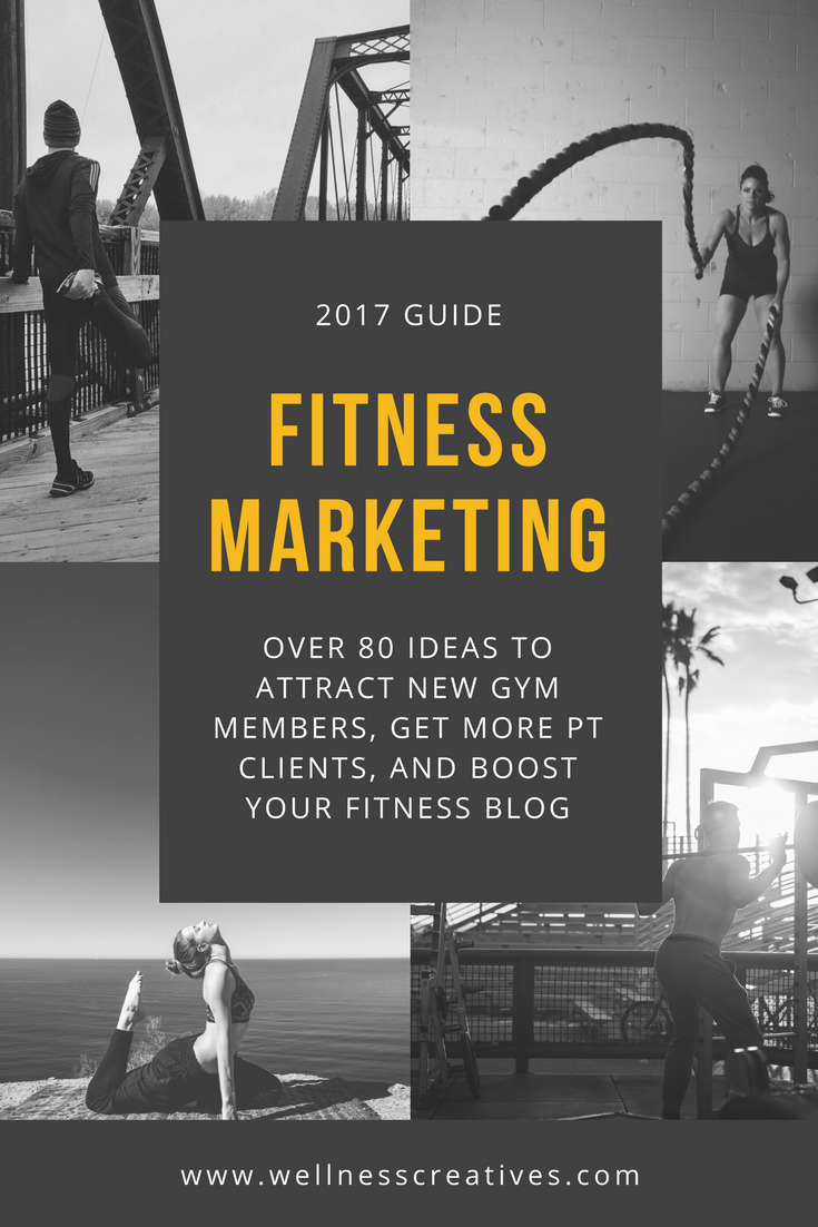 Looking For Fitness Marketing Ideas To Grow Your Business We Ve Compiled Over 80 Of The Fitness Marketing Personal Trainer Business Personal Training Business