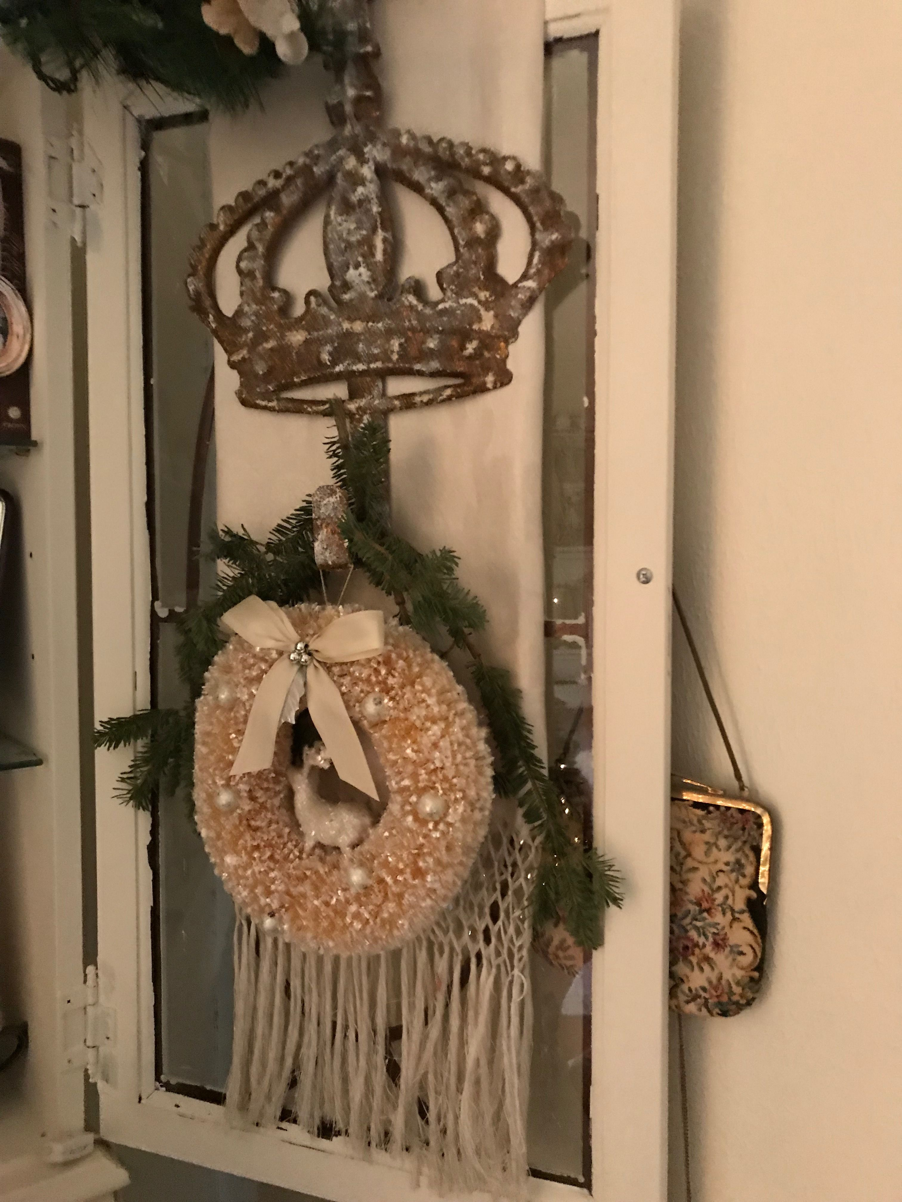 Pin by Paula Young on Christmas 2017   Wall lights, Candle ... on Decorative Wall Sconces Candle Holders Centerpieces Ebay id=37897