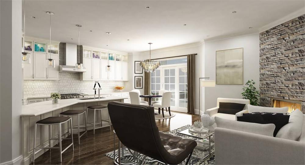 Charming Craftsman Style House Plan 7575: Birchlane #craftsmanstylehomes