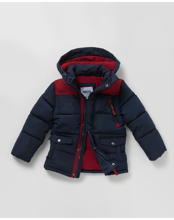 Parka de niño Freestyle  452d6be699f4