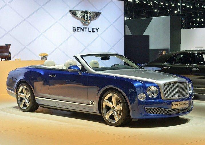 Bentley Convertible Price Bentley Convertible Bentley Mulsanne Bentley
