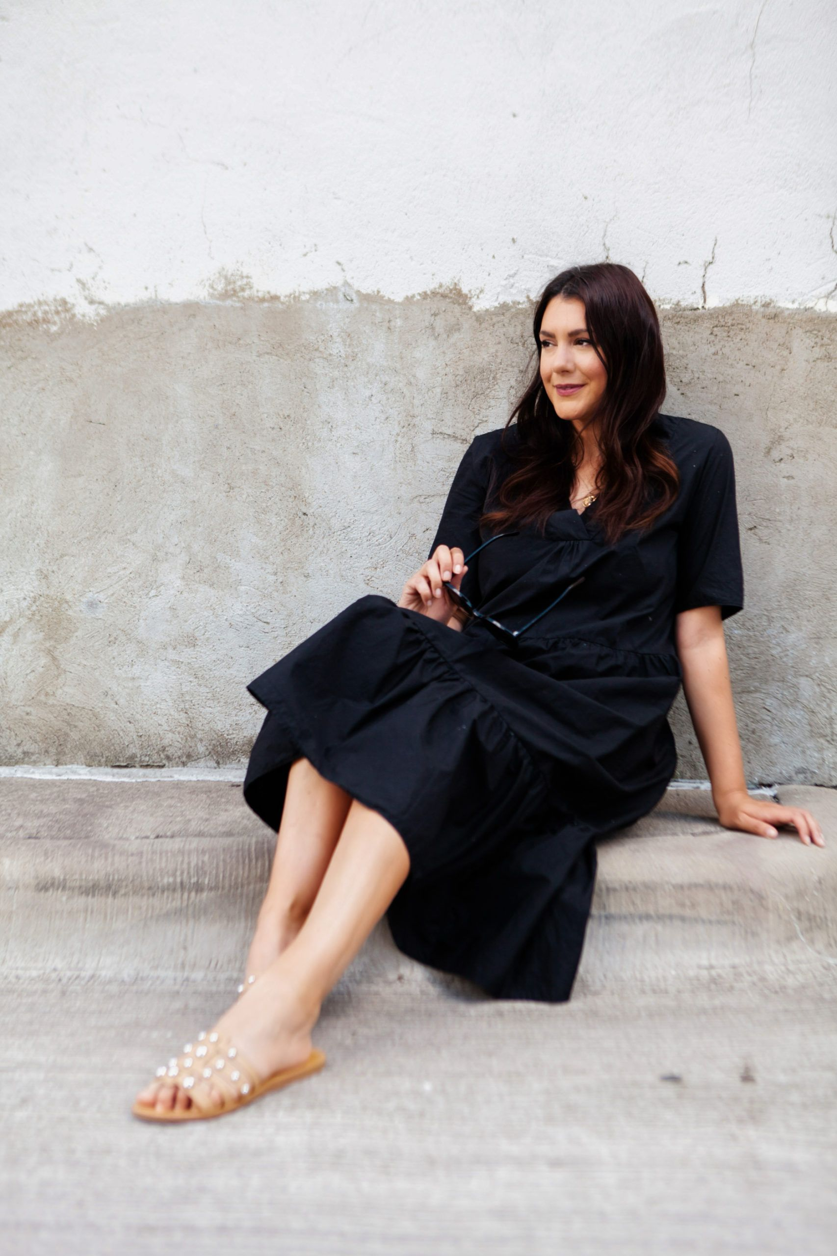 How to Style Black Dresses for Summer   Kendi Everyday