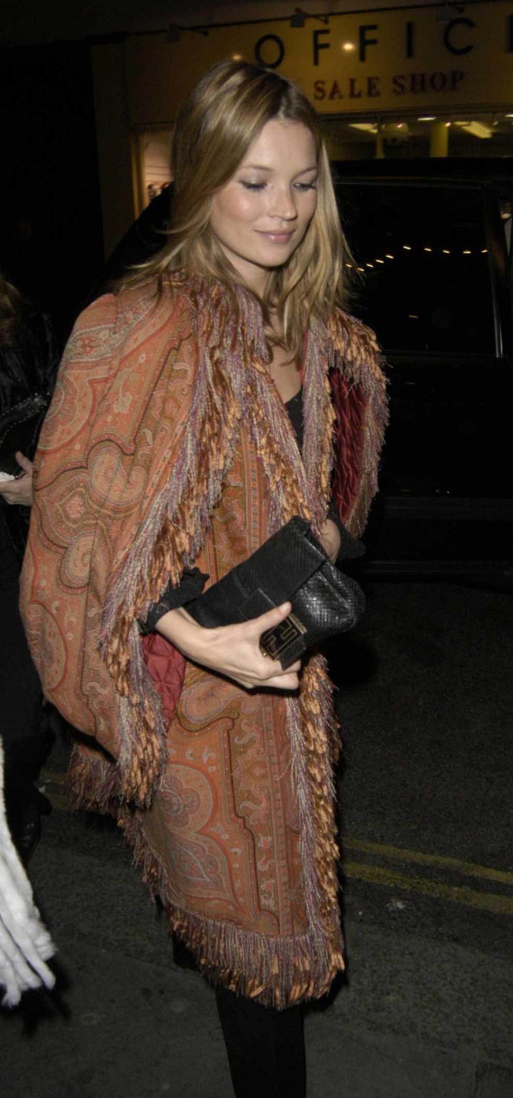 Photo of Kate Moss Vintage-Fashion Obsessions