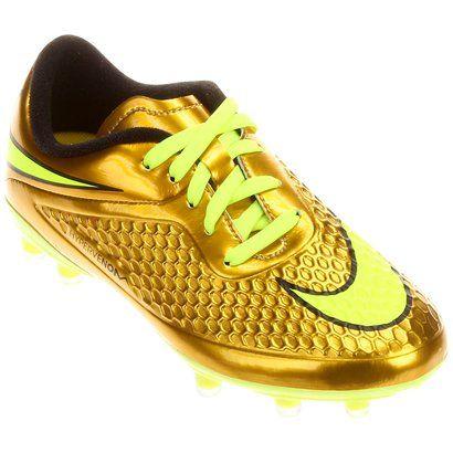 Acabei de visitar o produto Chuteira Nike Hypervenom Phelon FG Infantil 164deec464fbc