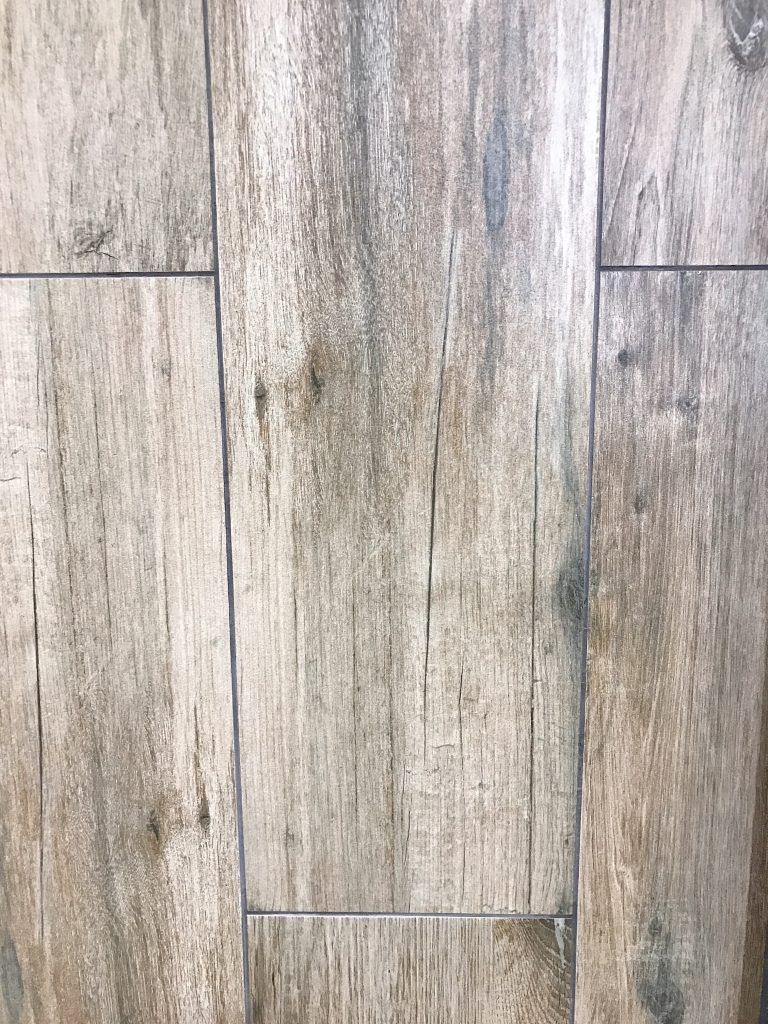 Mansfield Amber Wood Plank Porcelain Tile Floor Decor In 2020 Wood Plank Tile Flooring Wood Look Tile Floor