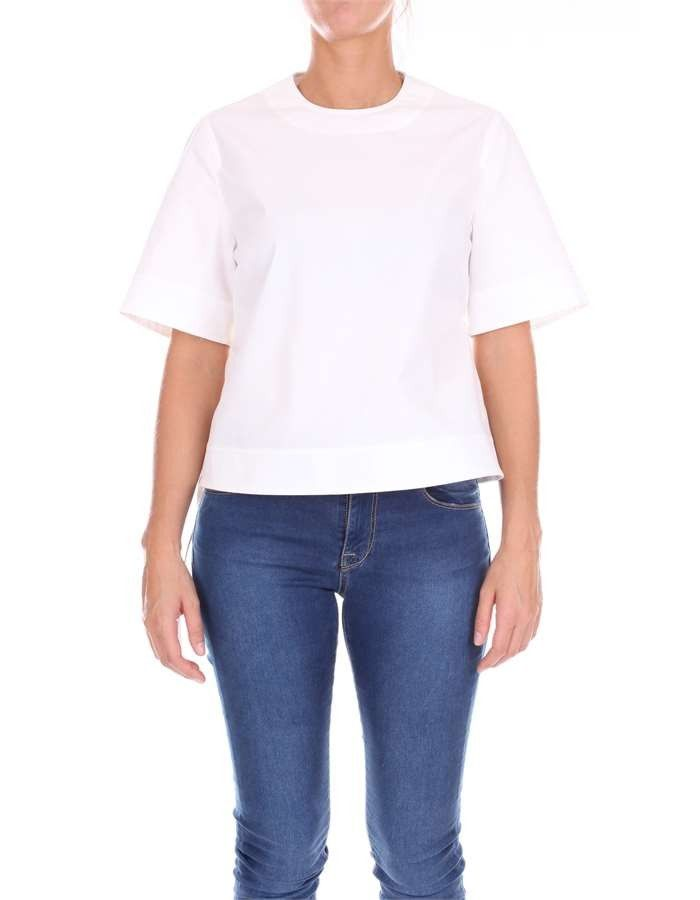 sports shoes ead14 cf698 Calvin klein women's white t-shirt | Women's Fashion ...