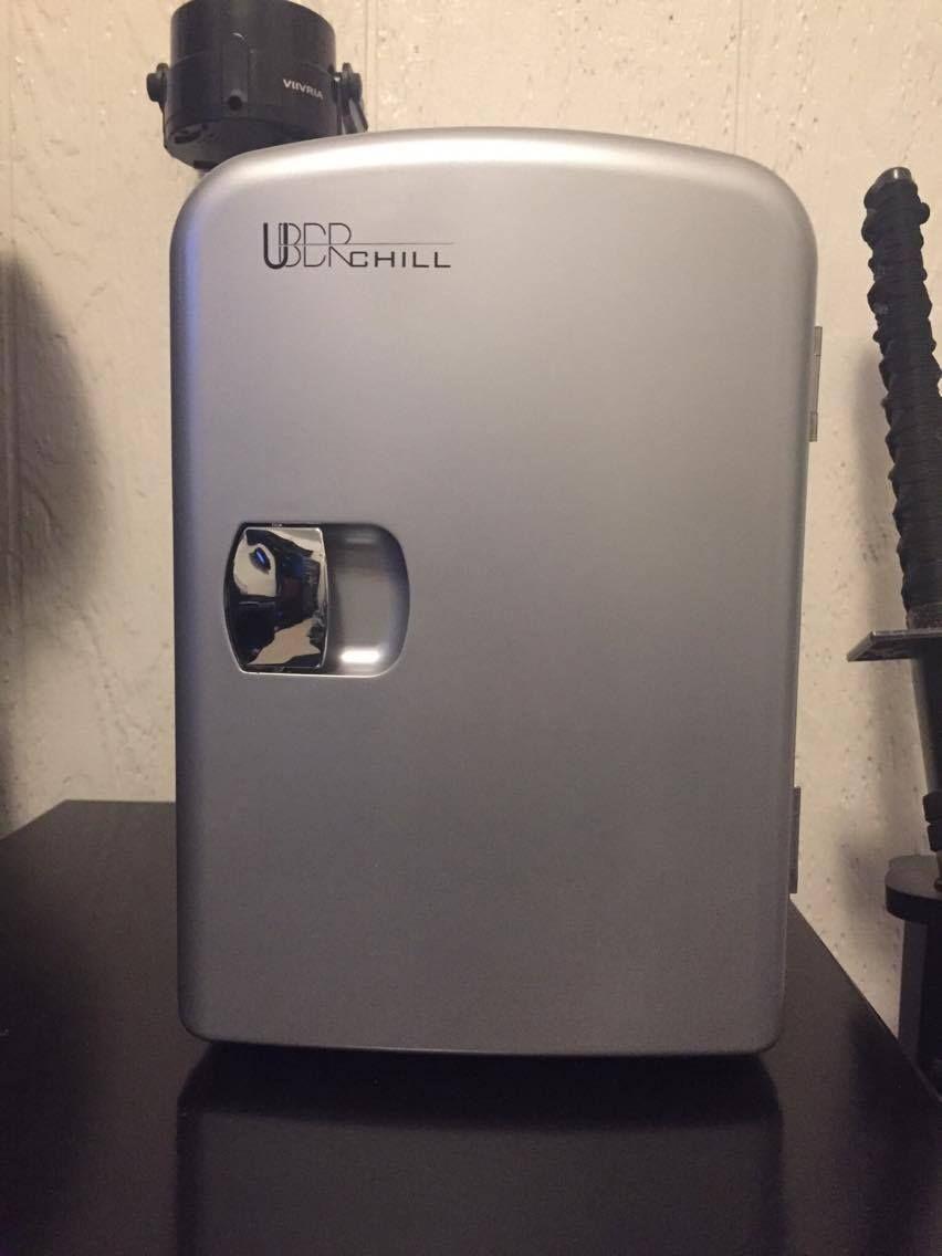 Uber Appliance UBCH1 Uber Chill Mini Fridge Mini fridge