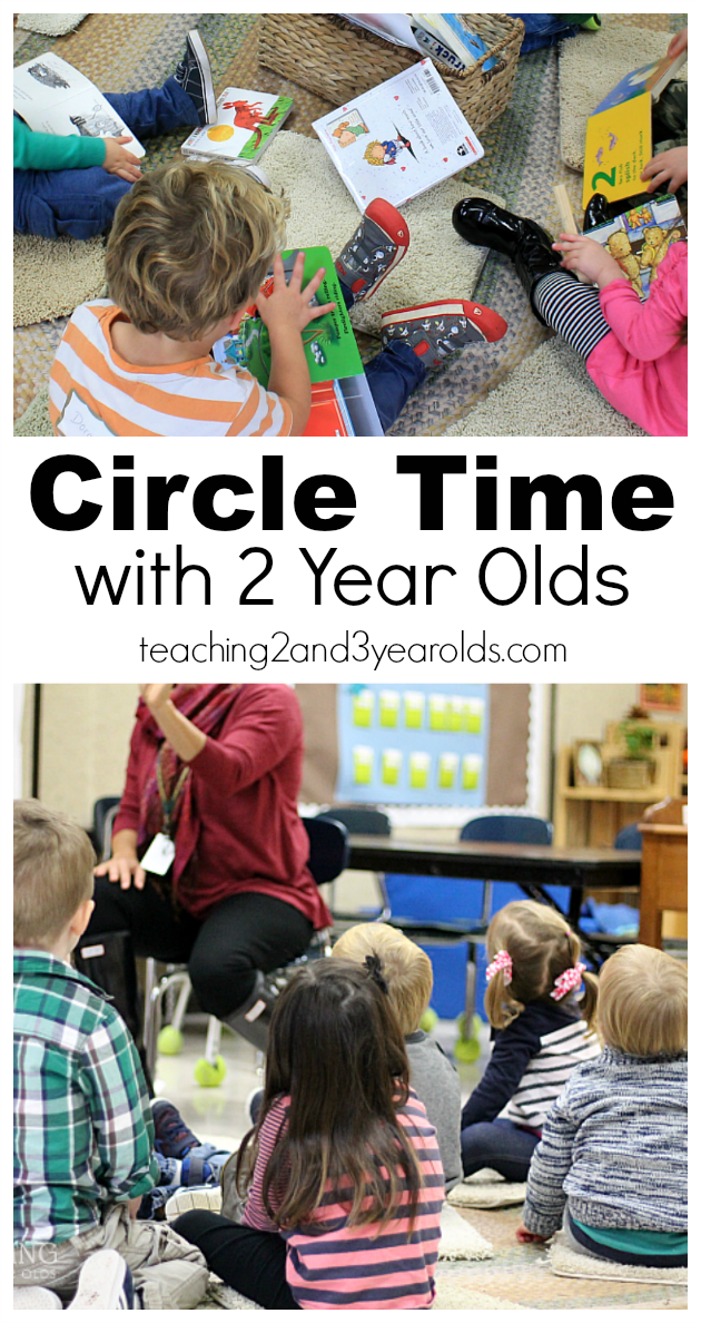 The Secrets To A Successful Toddler Circle Time Circle Time