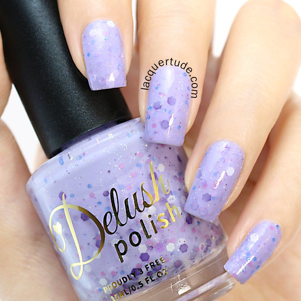 Delush Polish - Destined For Grapeness #delushpolish #nailpolish ...