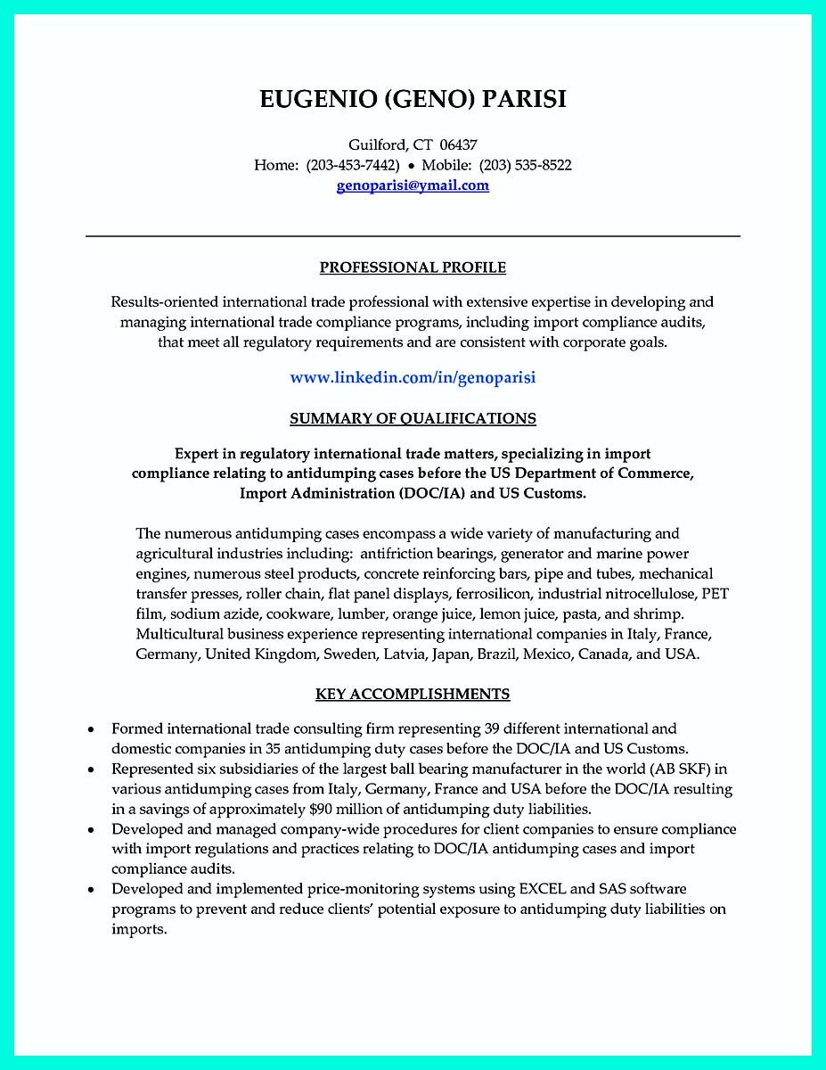 cool best compliance officer resume to get manager s attention