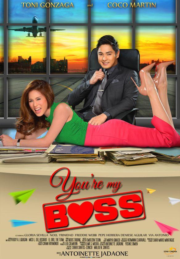 Youre My Boss 2015 Starring Toni Gonzaga  Coco Martin -1127