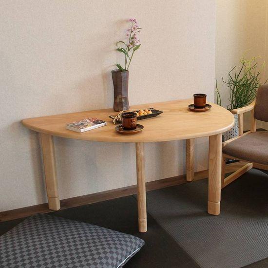低めで高さ調節できる Loton ロットン リビングテーブル インテリア 家具 テーブル インテリア