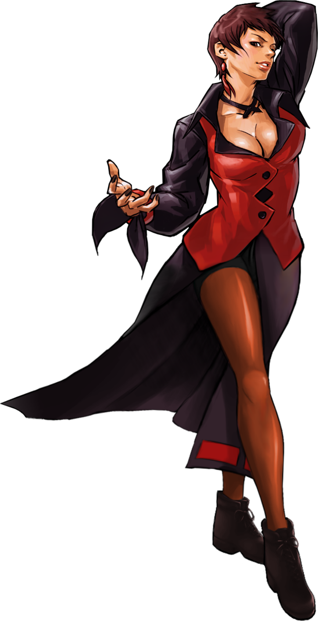 Kof 2002um Vice Edit By Topdog4815 Capcom Vs Snk King Of Fighters Fighter Girl