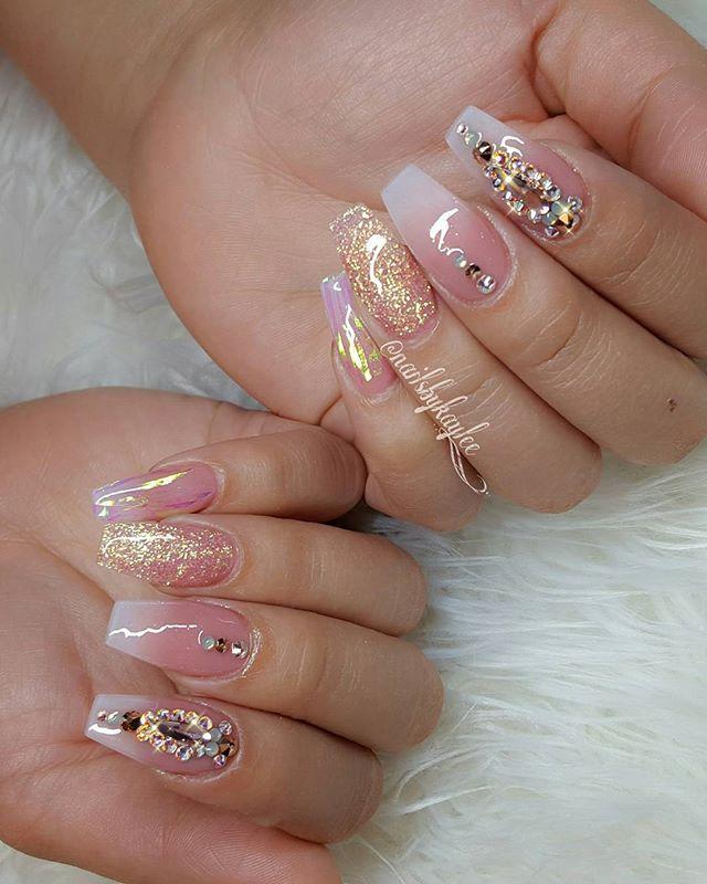 Pin de angelic figueroa en uñas | Pinterest | Arte de uñas, Diseños ...