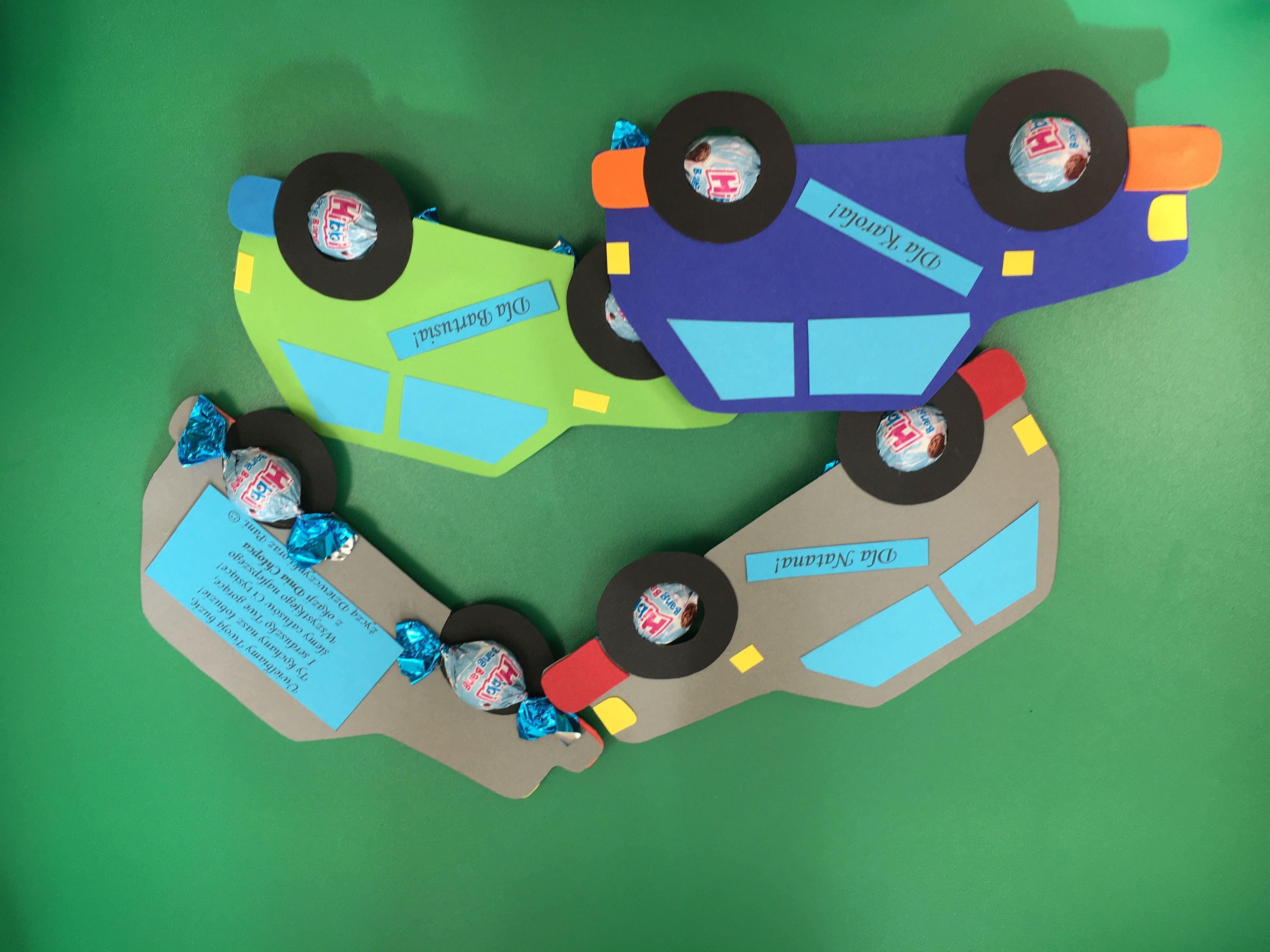 Dzien Chlopaka Boy Samochod Auto Przedszkole Plastyka Gaming Products Electronic Products Game Console