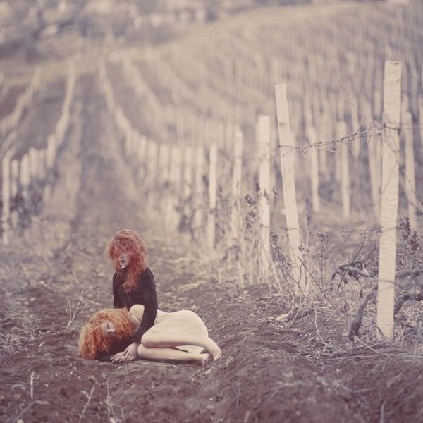 soul images by Oleg Oprisco, via Behance