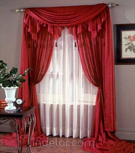 Cortinas clasicas y tradicionales cortinas colgantes for Cortinas clasicas elegantes