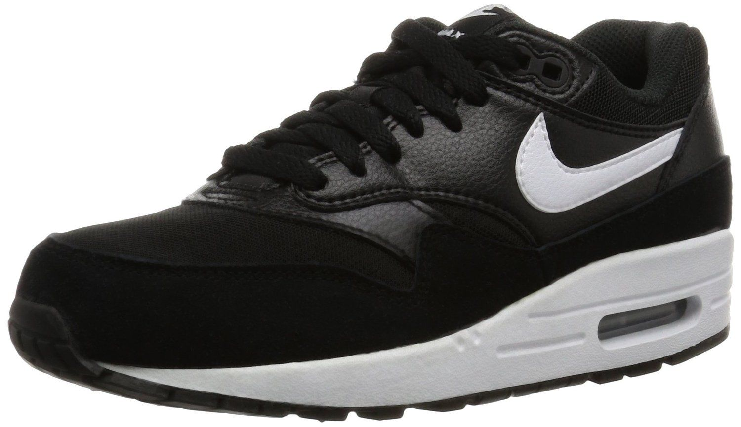 new product 41f6a c7fe5 Nike Womens Air Max 1 Essential BlackWhite Running Shoe 65 Women US -- More  info could be found at the image url.