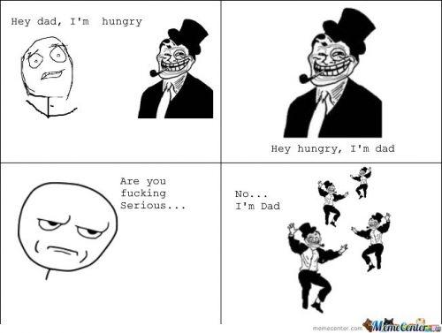 hi hungry i'm dad meme - Google Search