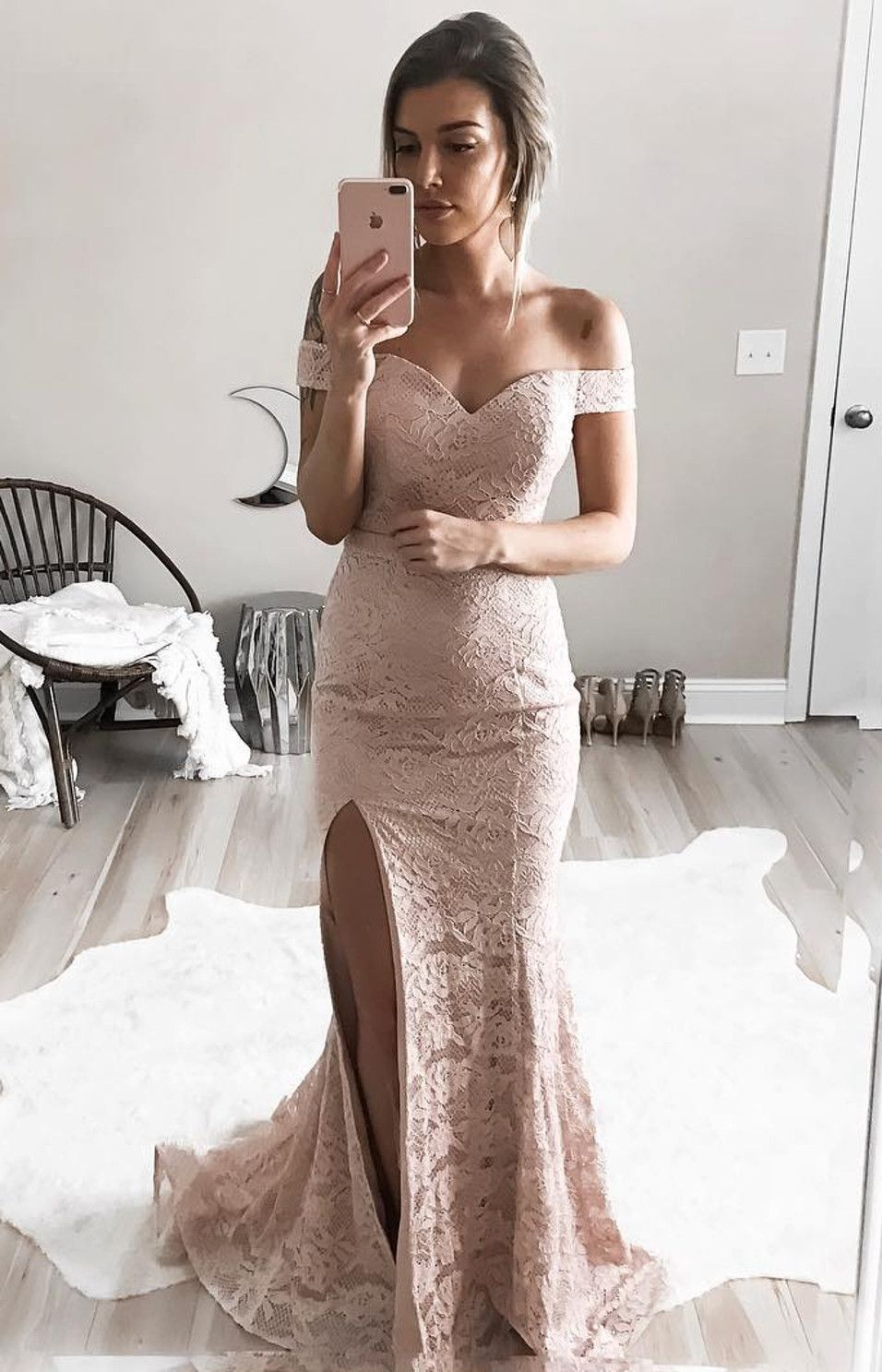 The classic lace trend to make you standout maxi wedding dresses