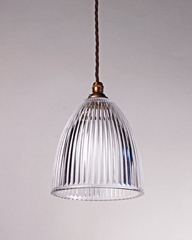 Traditional Prismatic Pendant Light ... Want This One For