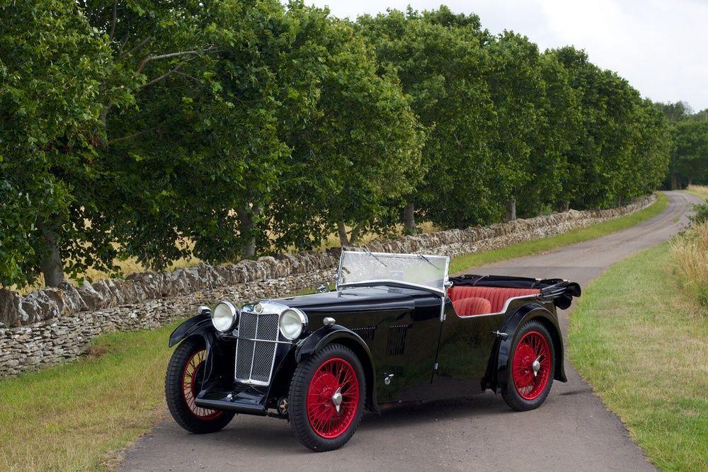 1932 MG F1 Magna Mg cars, Cars, Antique cars