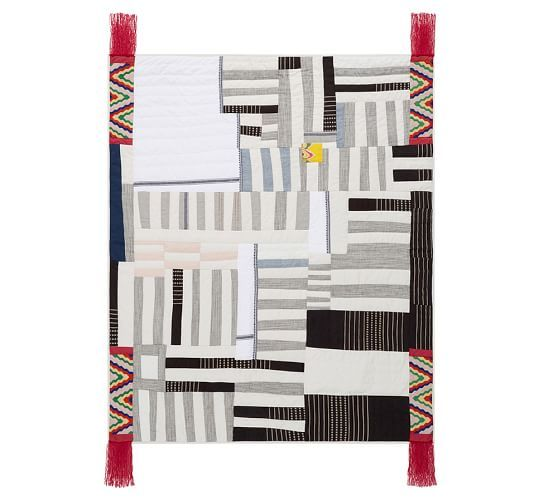 Pauline Boyd Coastline Quilt Pottery Barn For End Of