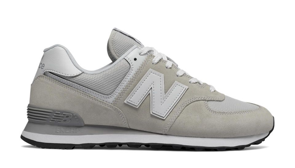 574 Core | New balance shoes, Leather shoes woman, New ...