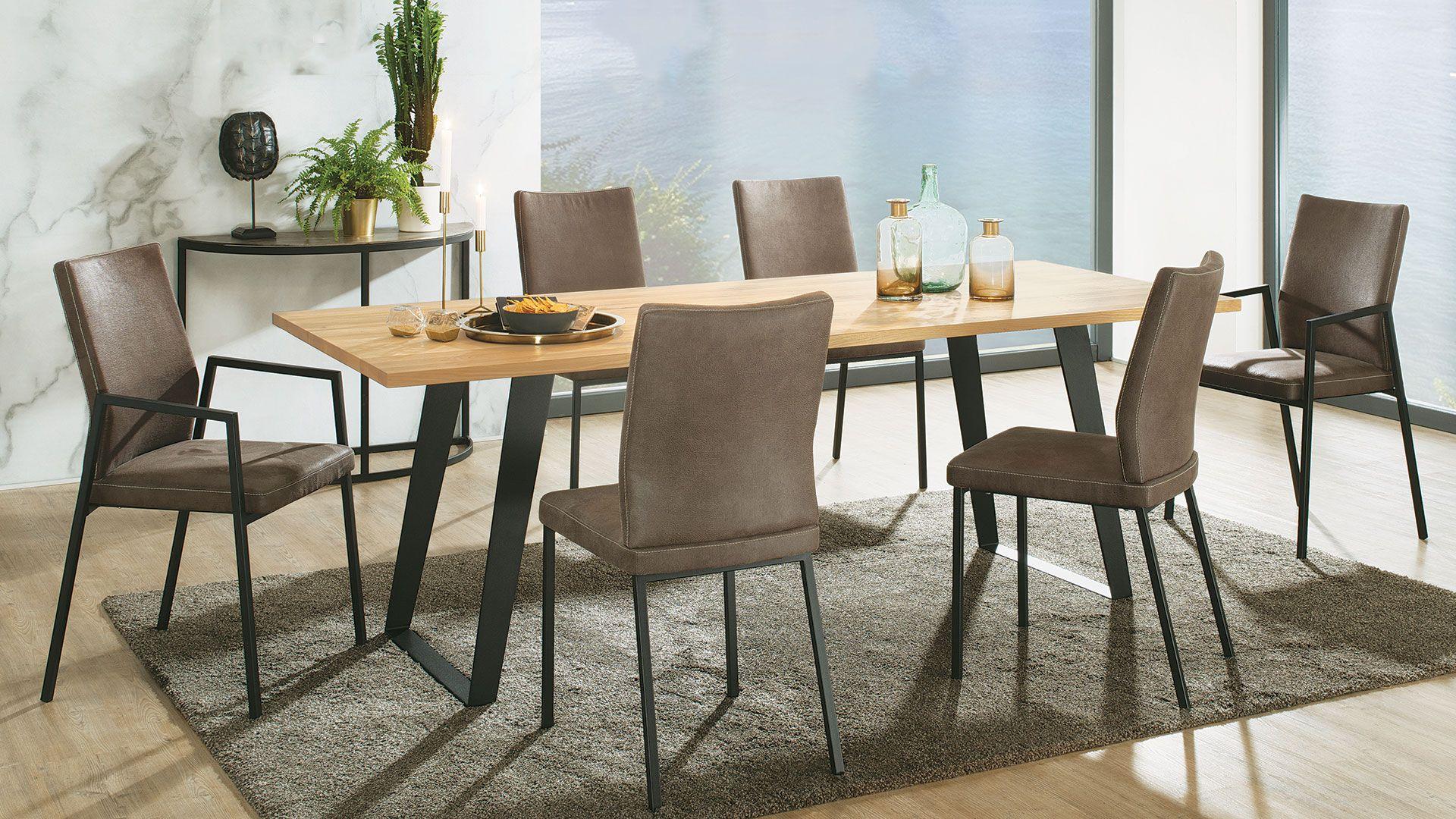 Tisch Cadera Esszimmer Einrichten Haus Deko Esstisch