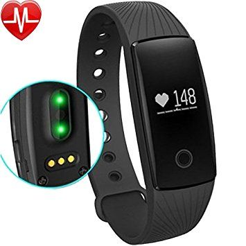 Fitness Tracker, Willful® Activity Tracker Cardio HR