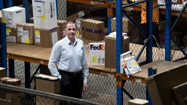 Kim Garner who runs the FedEx Australasian business with some - fedex jobs