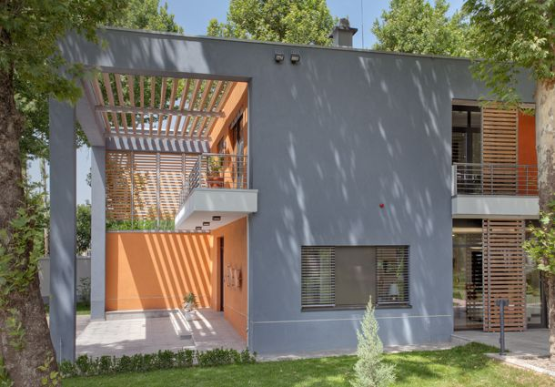 Residence of the German embassy, Dushanbe myslidestyle