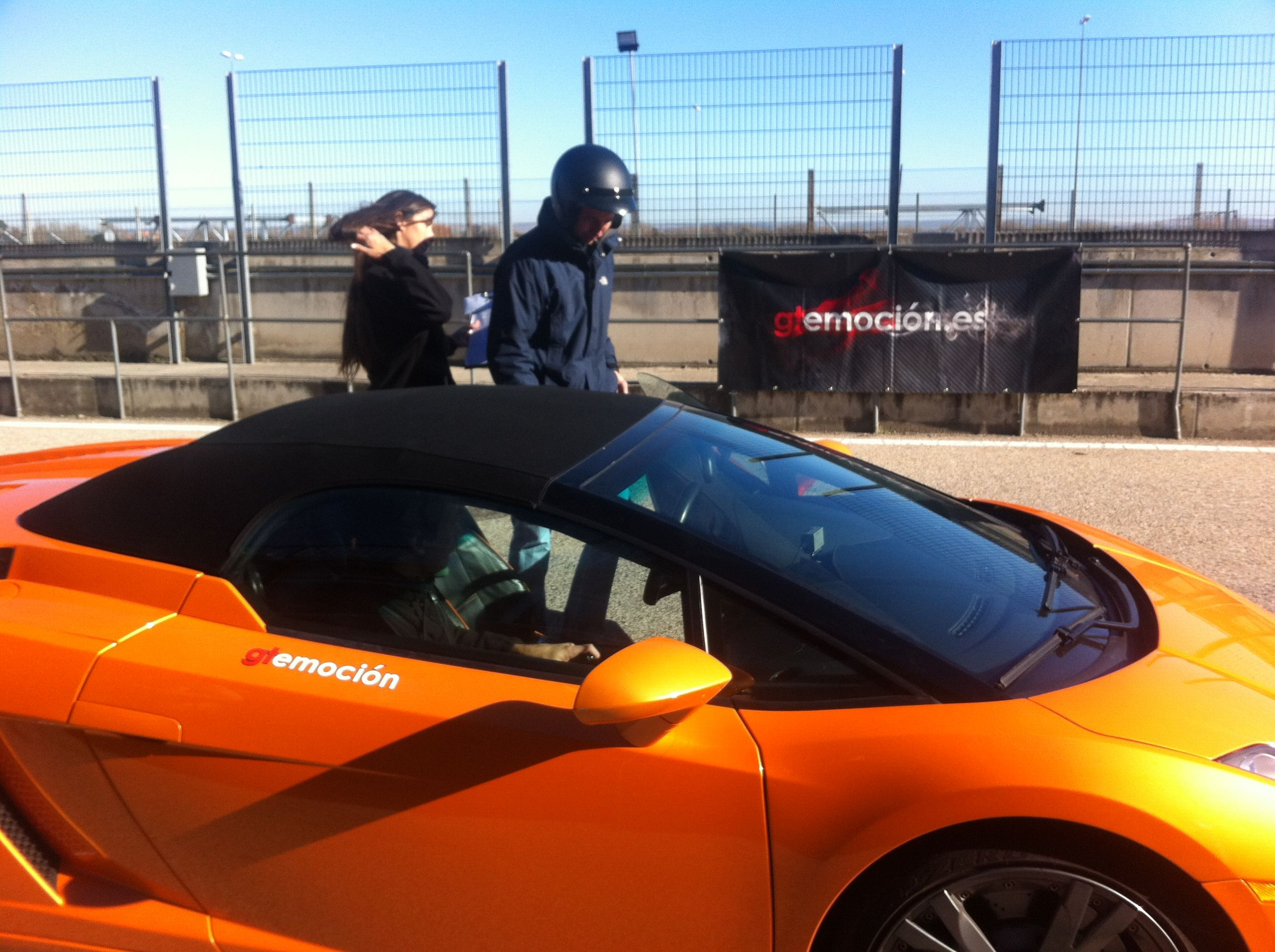 At The Circuito De Jarama 15 Mins From Madrid You Can Drive