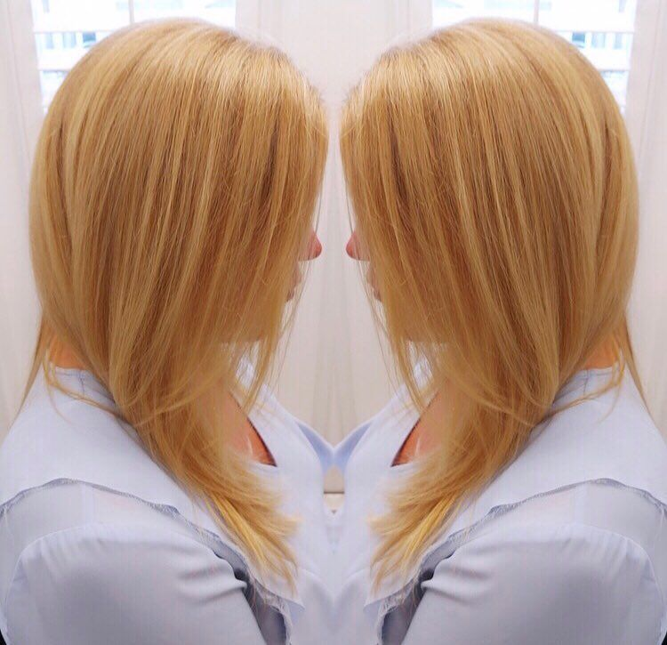 New The 10 Best Hairstyles With Pictures Springing Along All Light And Bright Hairbyginadere Light Bri Hair Styles Cool Hairstyles Hair Painting